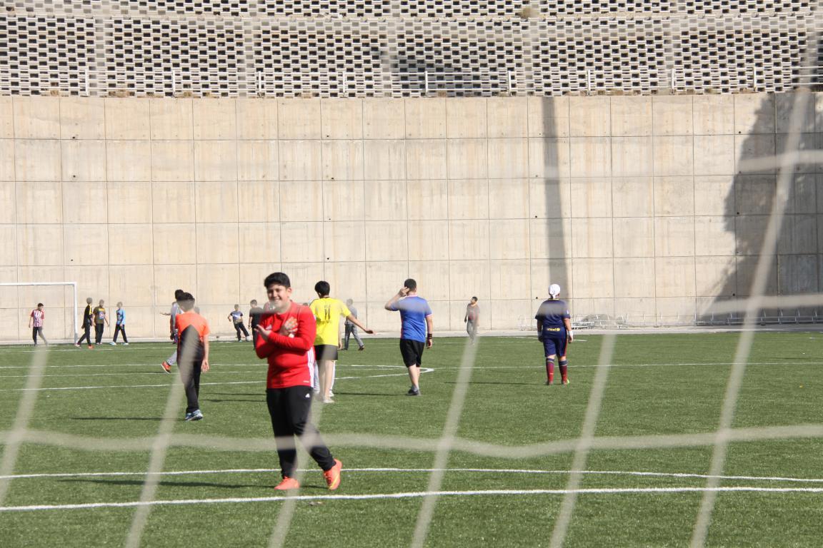 اردوی مجموعه ورزشی الغدیر
