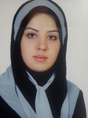 خانم مهدیه کاظمی